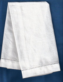 GUEST TOWEL - PLACEMAT - for project