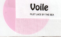 FABRIC - VOILE -Light weight