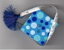 TAPE MEASURE with dots