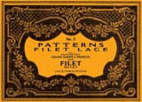 PATTERNS for FILET LACE - Book No. 05