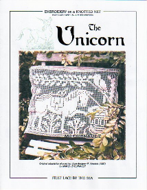 UNICORN - Filet Lace Pattern